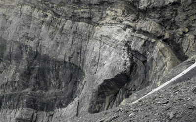 La nappe de Morcles – géotope suisse