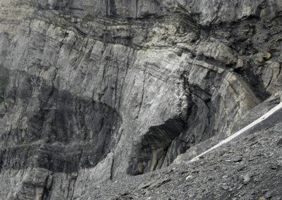 La Nappe de Morcles est au centre de la région géo-focus Morcles - Muveran - Diablerets