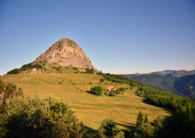 Géoparc Monts d'Archdèche