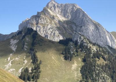 Cornettes de Bises (2432 m)