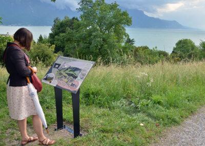 Sentier à thème du Mont-Gibert