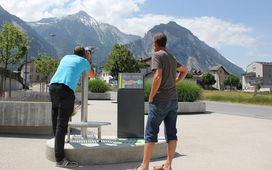 Étude sur les hotspots géotouristiques en Suisse