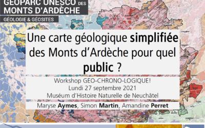 Workshop Géo—chrolonogique