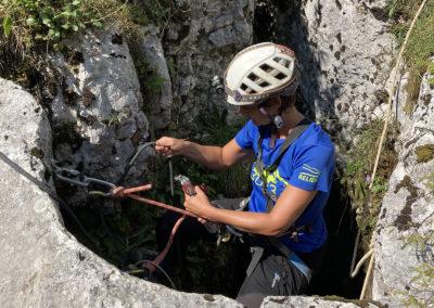 Relief souterrain
