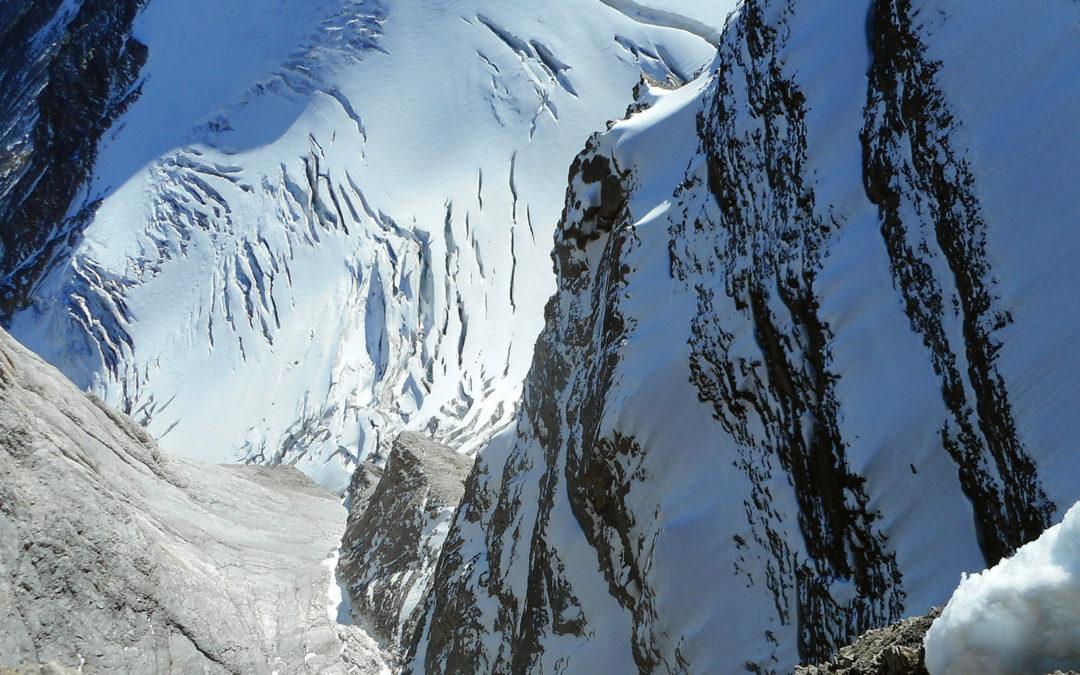 Géomorphologie de la montagne