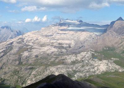 Valorisation géotouristique de Tsanfleuron / Sanetsch